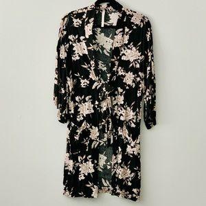 Spiritual Gangster Kimono Style Robe